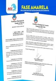 Decreto Municipal n°126 de 22 de agosto de 2020