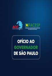 ACC por meio da FACESP, apresentam propostas ao governo do estado.