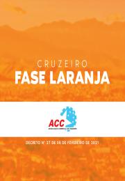 Cruzeiro avança para a Fase Laranja