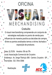 Oficina Visual Merchandising - Sebrae/SP